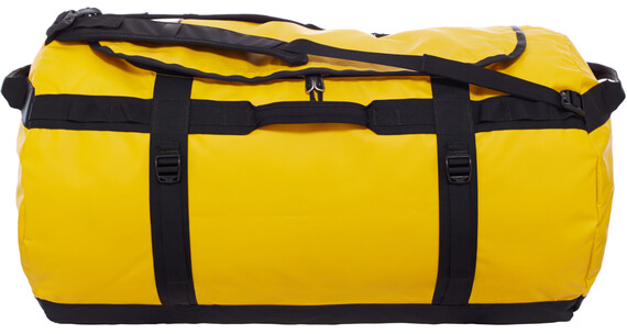 The North Face Base Camp Duffel - XXL Summit Gold/Tnf Black